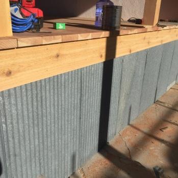 Finished Deck Detail