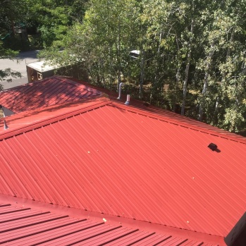 Finished Product Roof