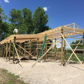 Pole Barn New Construction